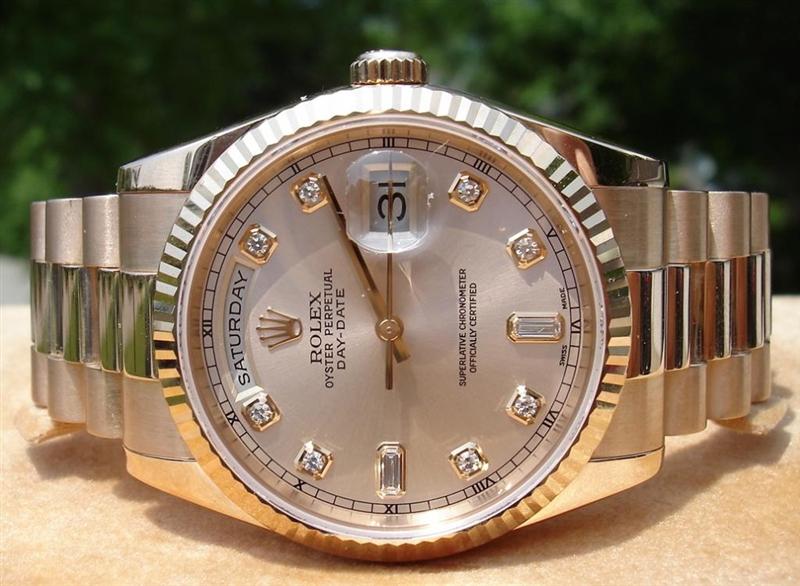 dames rolex horloges